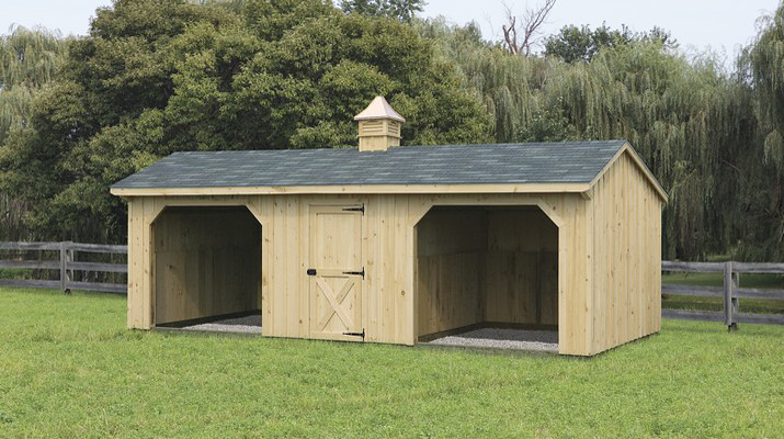 Amish Built Horse Barns Our Top Quality Horse Barns Will