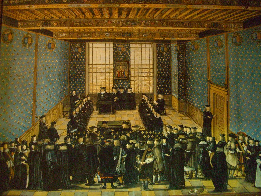 chambre de justice r unie pour arr ter fouquet 1615 1680