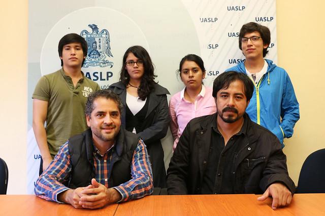 Tecnología y Nanotecnología temas de mayor interés en la Ciacyt-UASLP