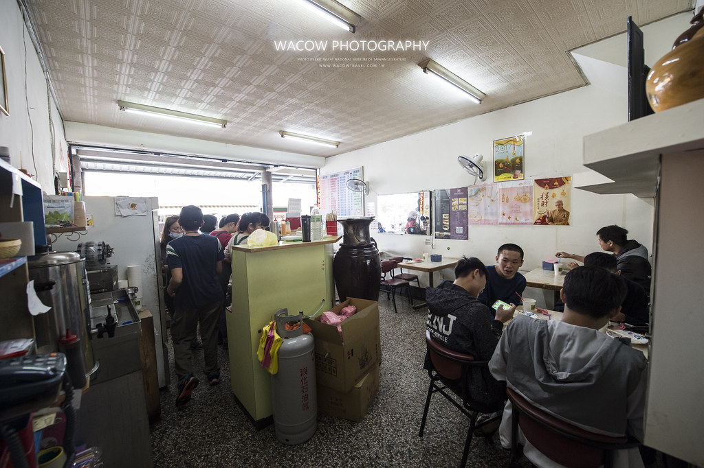 明奎早餐店