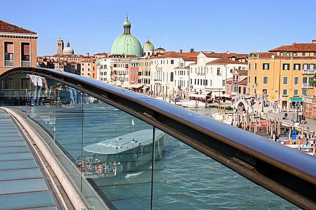 calatrava bridge venice photos - photo#23
