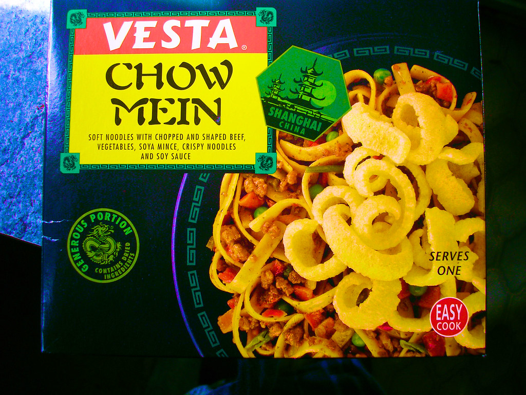 Vesta Chow Mein I Had One Of These The Other Night For