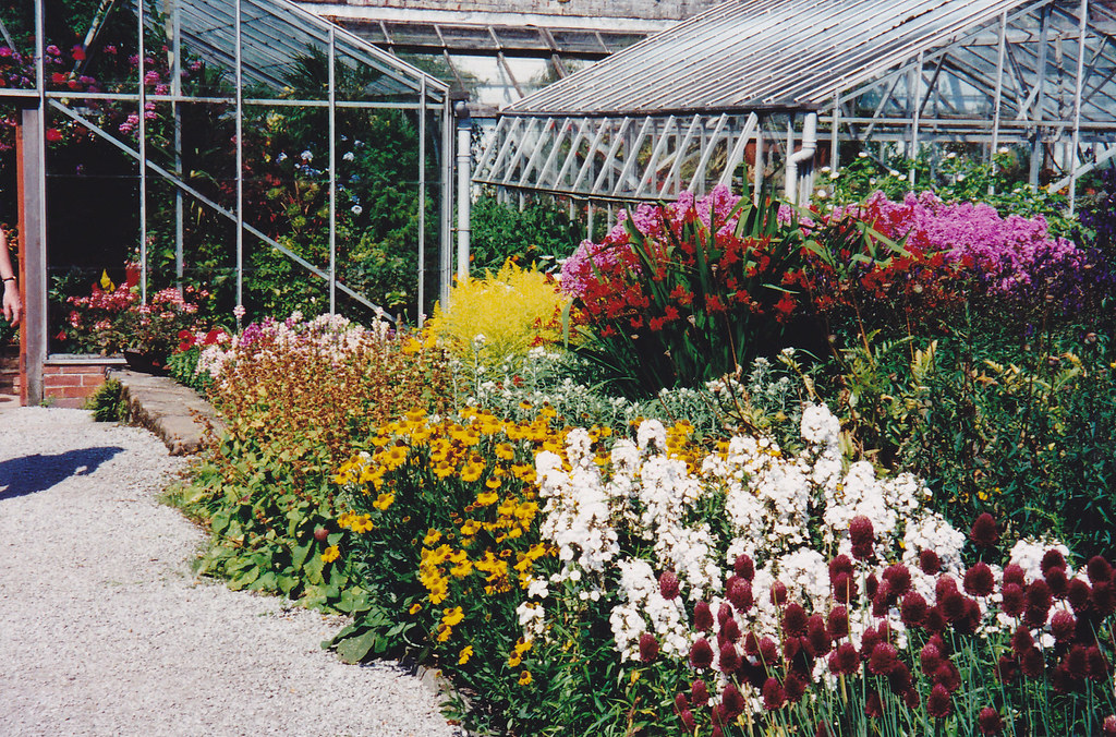 The Old Greenhouses Threave Gardens Castle Douglas Augu