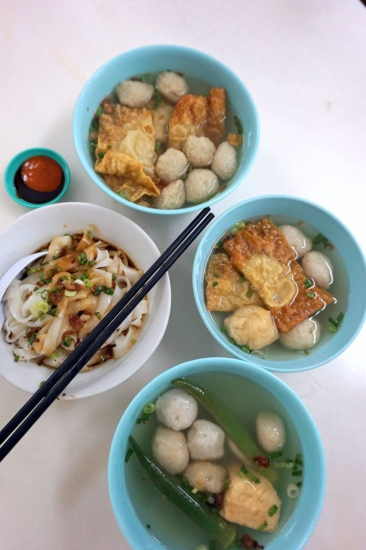 bee bee hiong - good fishballs in melaka-006