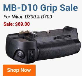MB-D10 Grip Sale