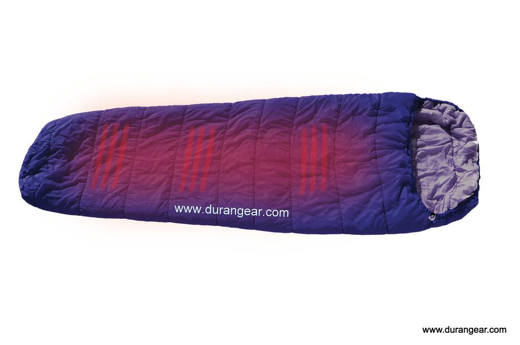 Battery Heated Sleeping Bag Battery Heated Clothing We