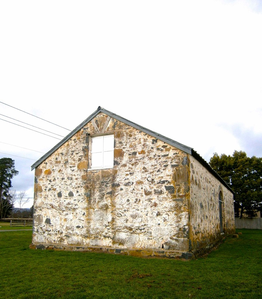 A BARN, CLARENDON HOUSE ESTATE, EVANDALE, TASMANIA