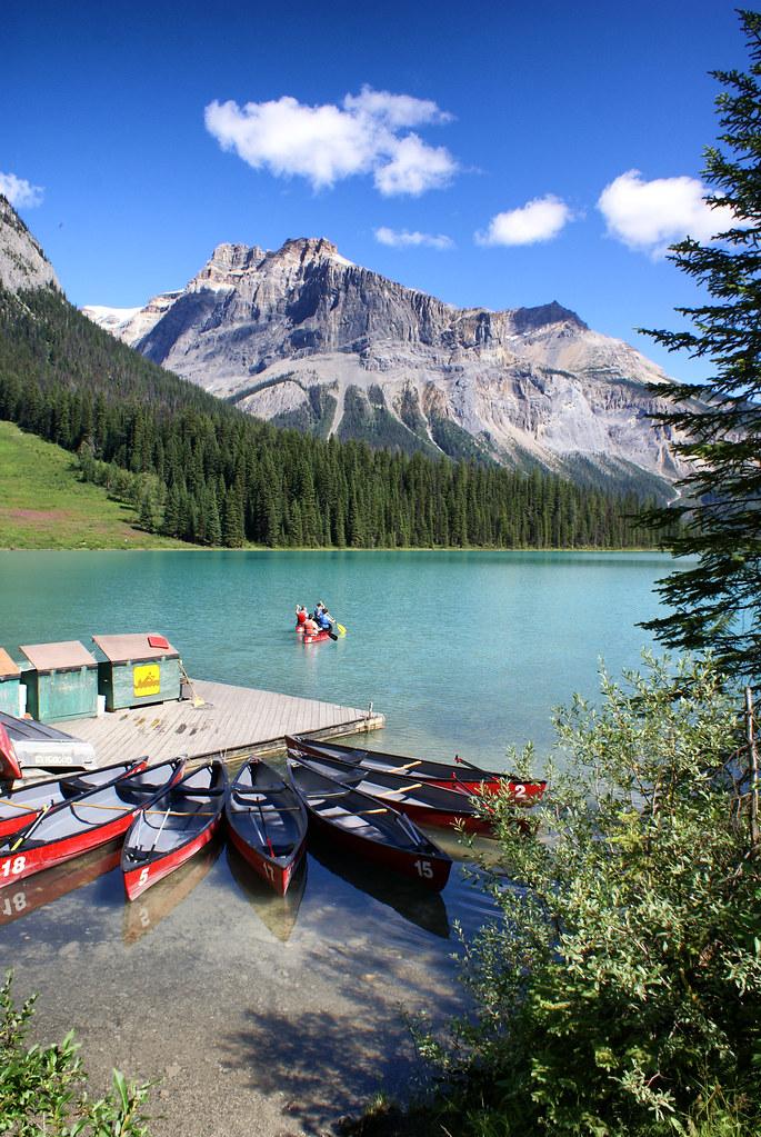 Emerald Lake, Alberta (2012) - Explore