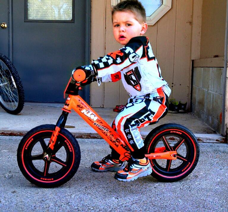 Ktm New Bike