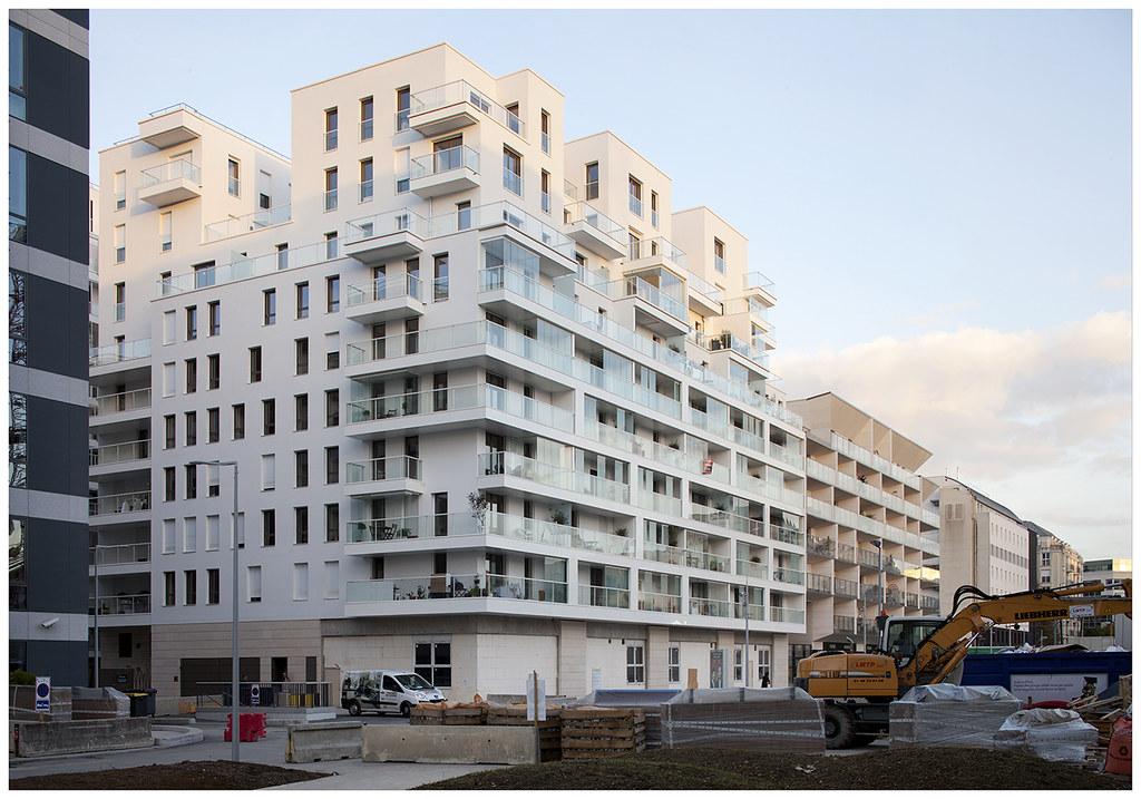 Immeuble De Logement, Francois Leclercq Architectes, 2013.… | Flickr