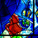 Chagall Window Detail