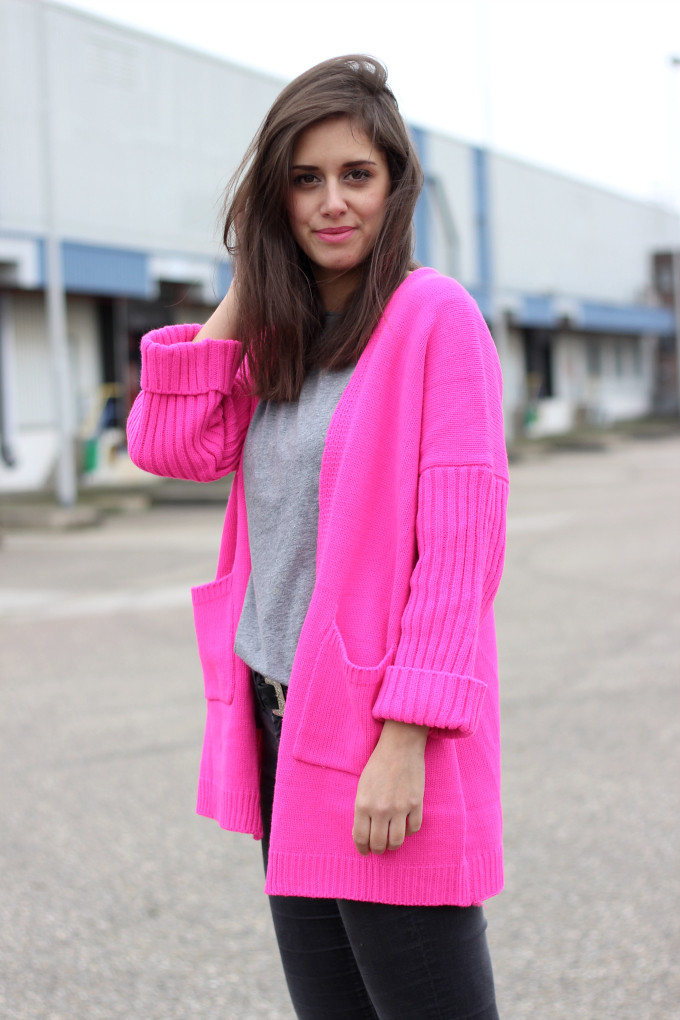 Find great deals on eBay for hot pink cardigan sweater. Shop with confidence.