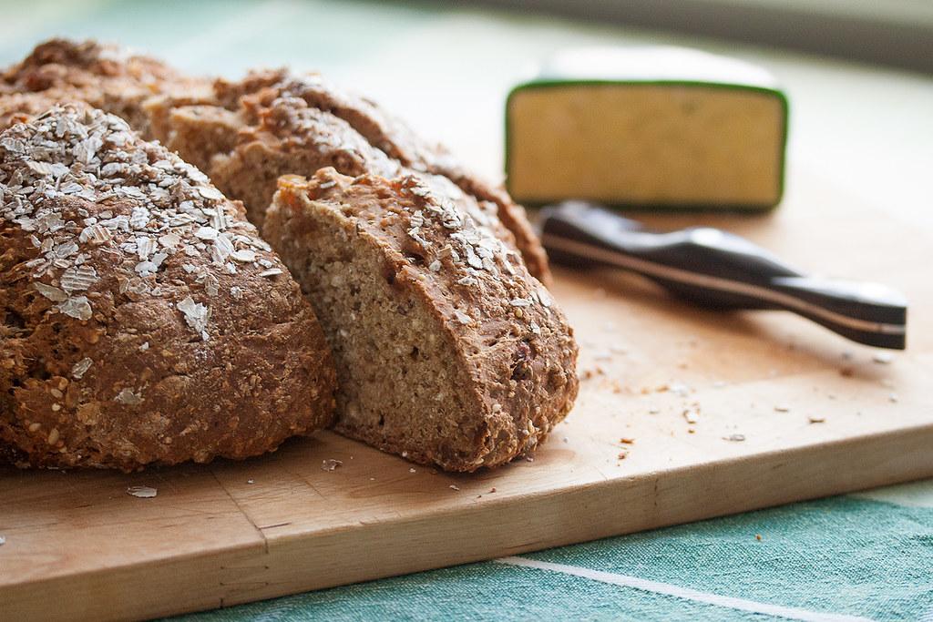 Is Irish Soda Bread At Lowe S Foods