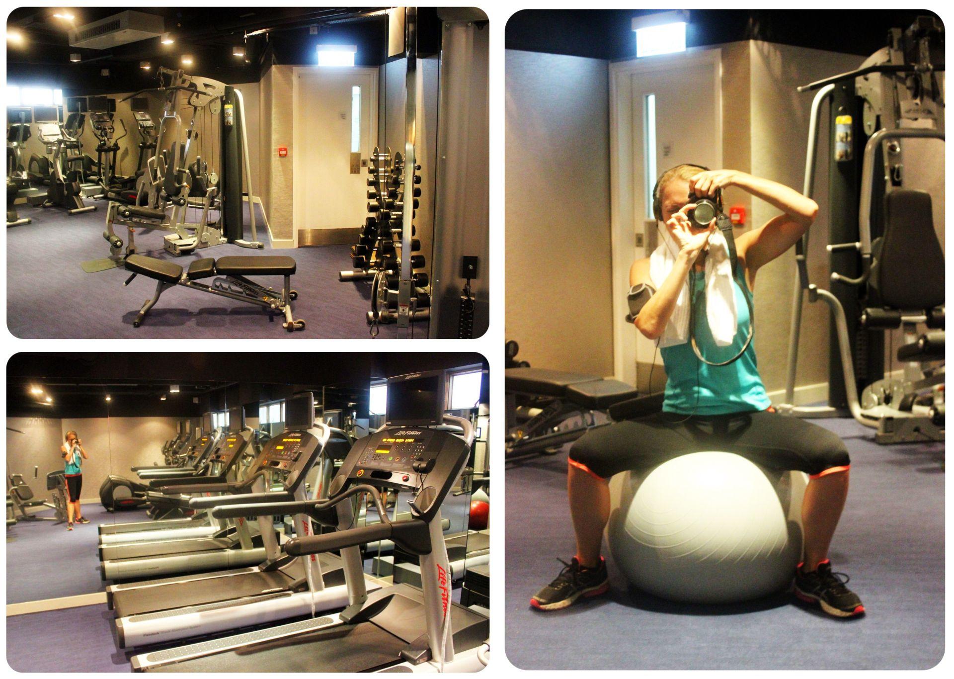 Hong Kong Ozo Wesley Gym