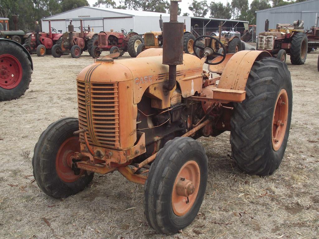 Case Model C : Case model d tractor nice that