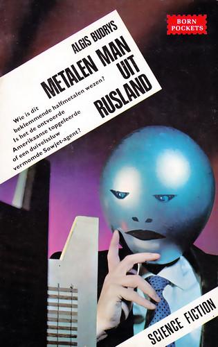 Algis Budrys - Metalen man uit Rusland