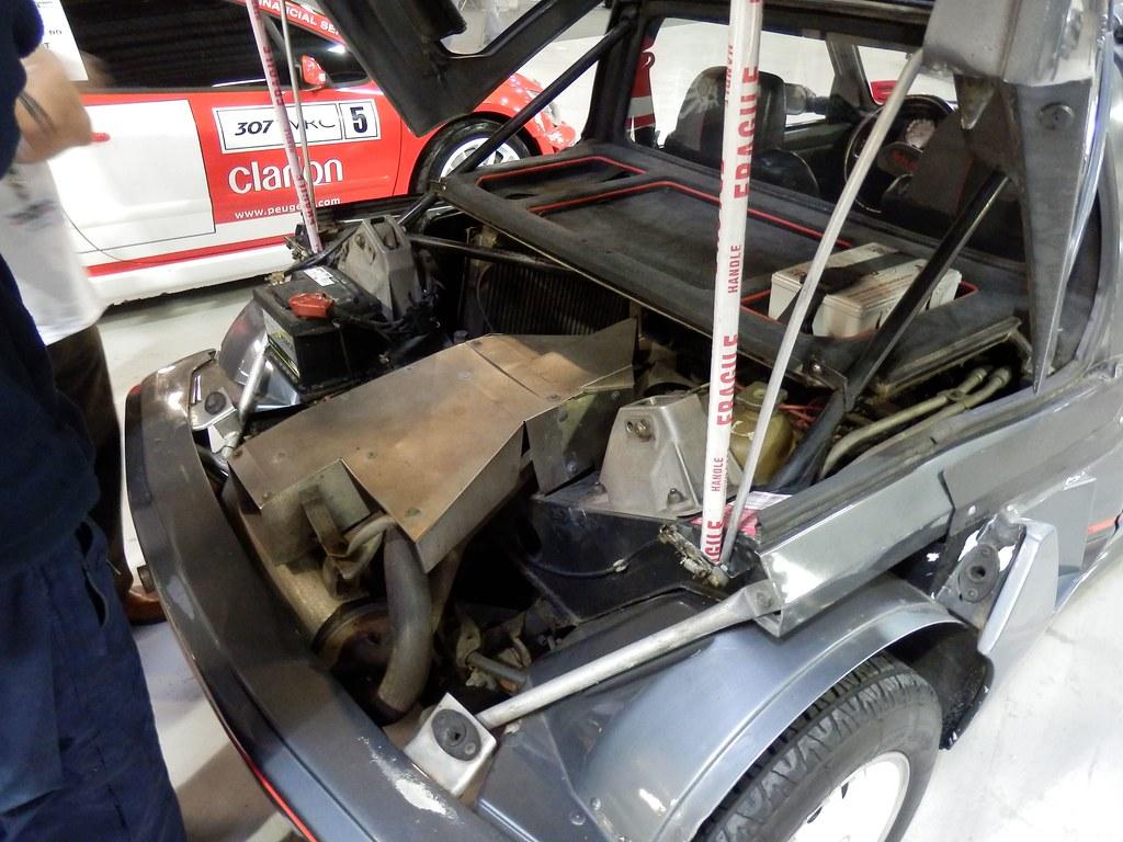 peugeot 205 t16 engine bay   adam delaney   flickr