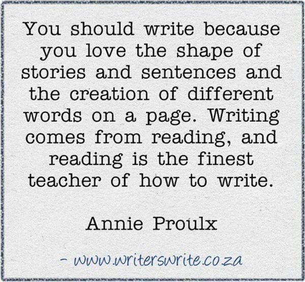 About Reading, Writing & Romance