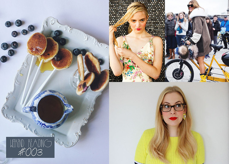 Top UK Fashion Blogs, 10 of this week's hottest links