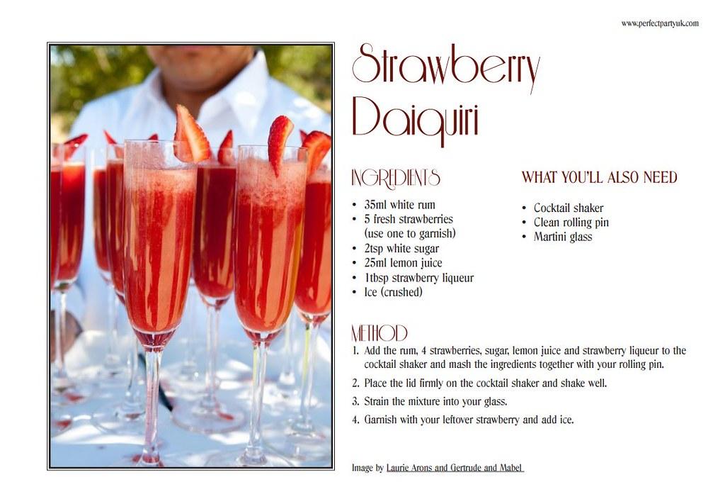 Easy Recipes Strawberry Refrigerator Cake