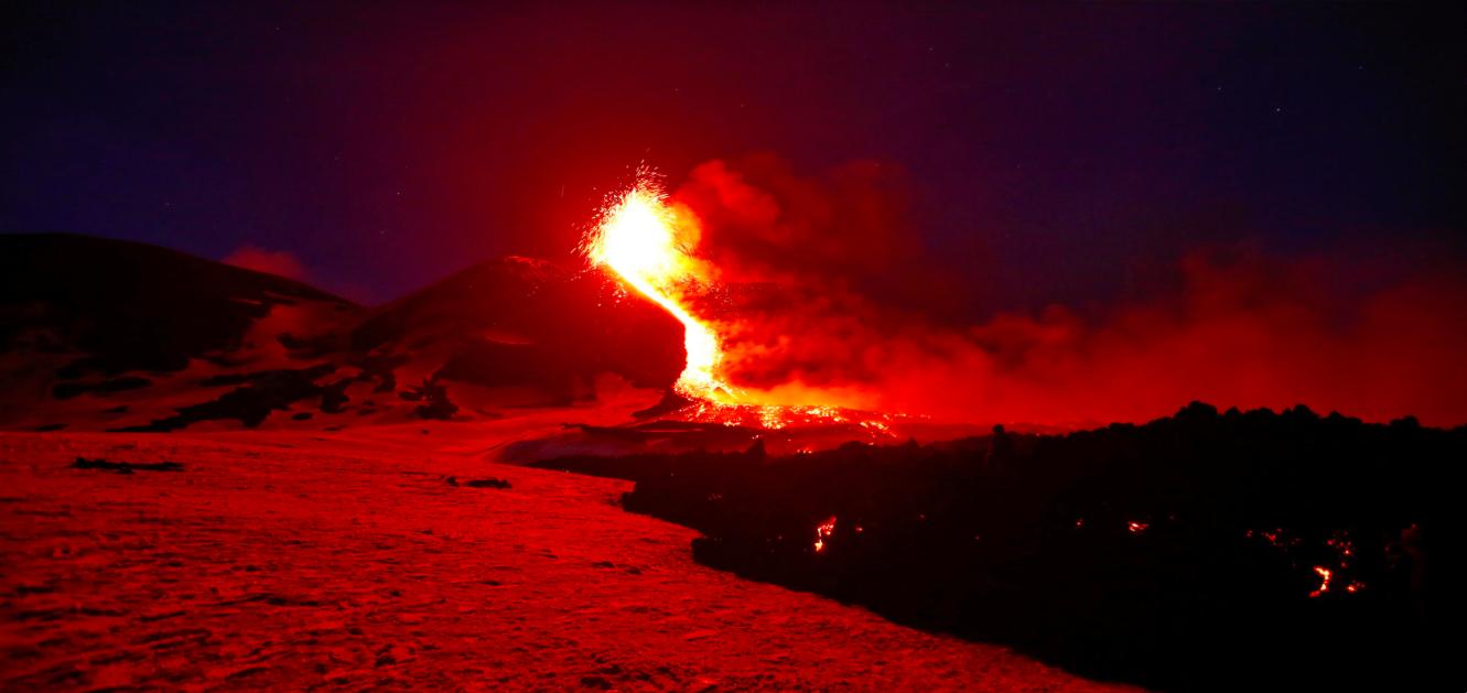 Mount Etna by Antonio Parinello - Reuters