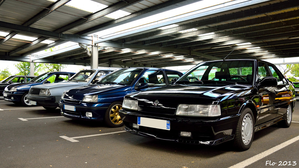clio 16s renault 18 turbo clio williams renault 21 turb flickr. Black Bedroom Furniture Sets. Home Design Ideas