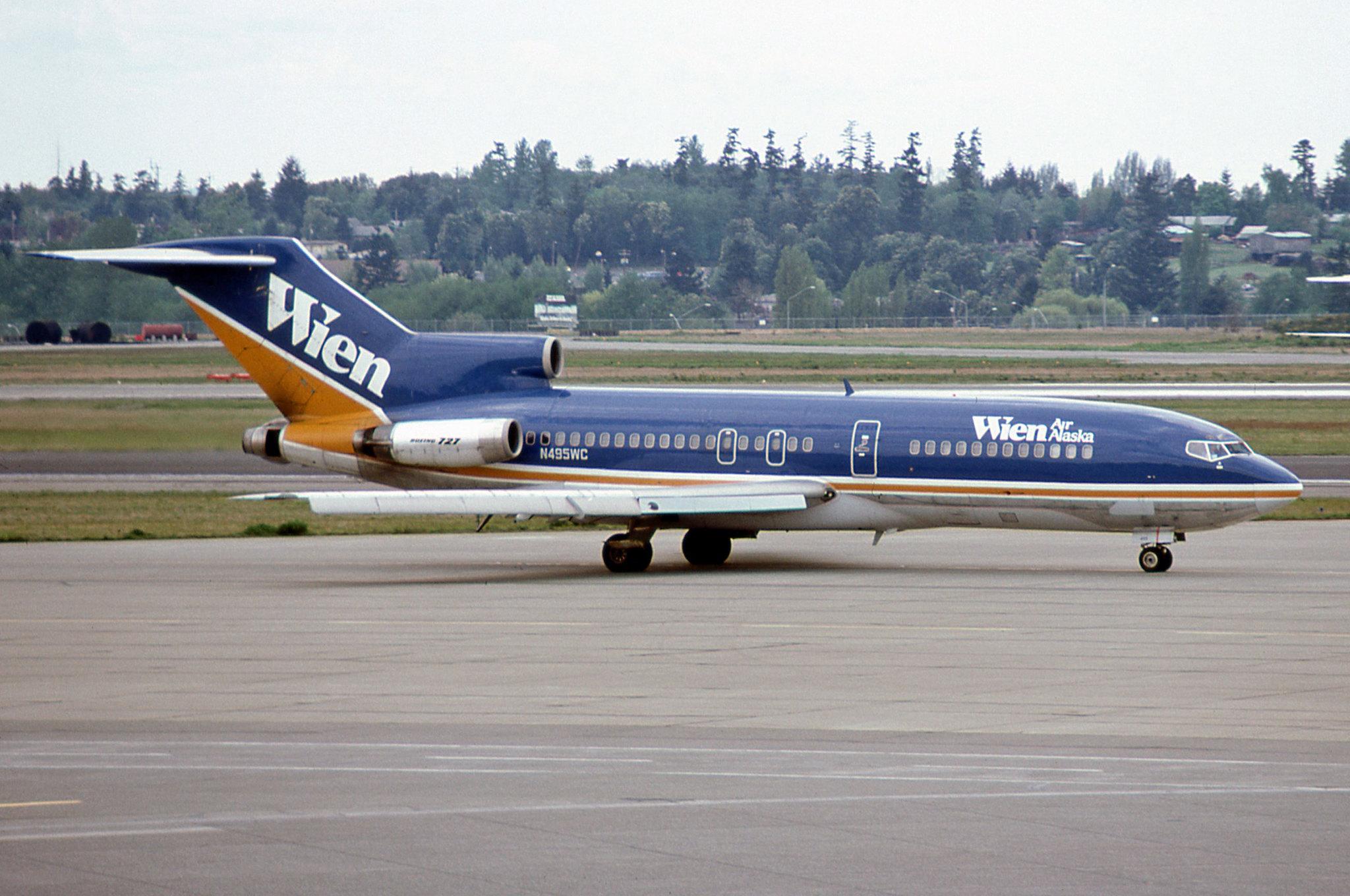 Wien Air Alaska Videos Vintage Airliners