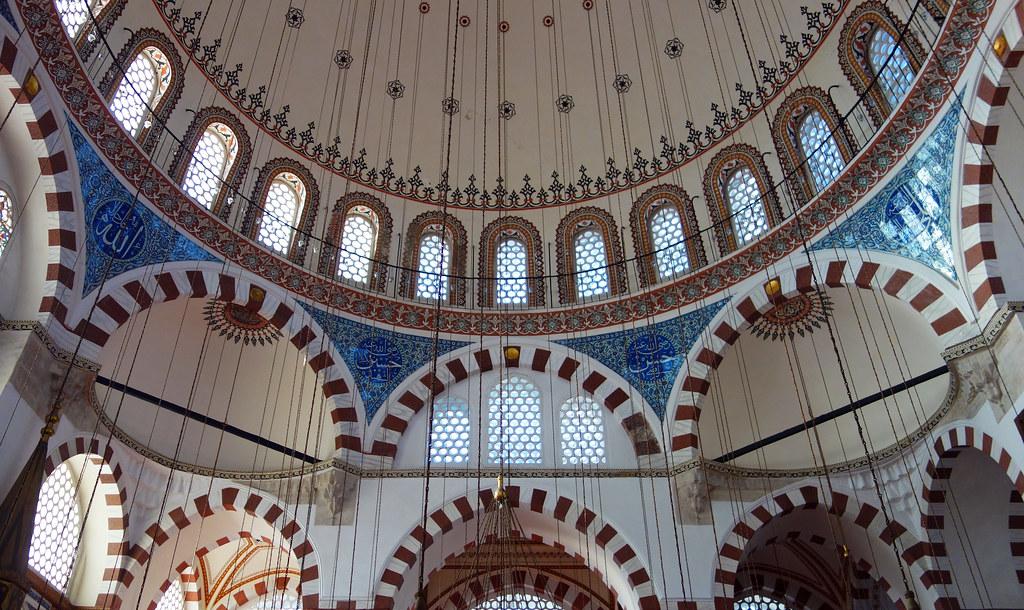 Sinan, Rüstem Paşa Mosque, squinches  Mimar Sinan, Rüstem P…  Flickr