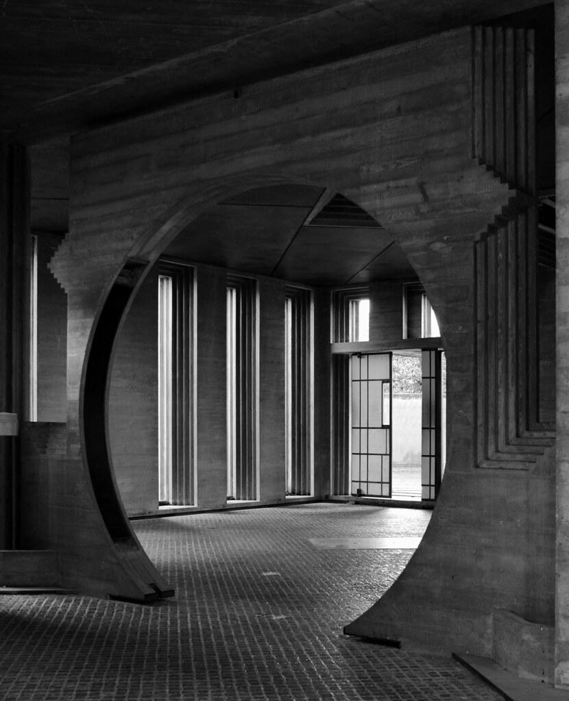 Carlo scarpa architect brion tomb san vito d 39 altivole c - Carlo scarpa architecture and design ...