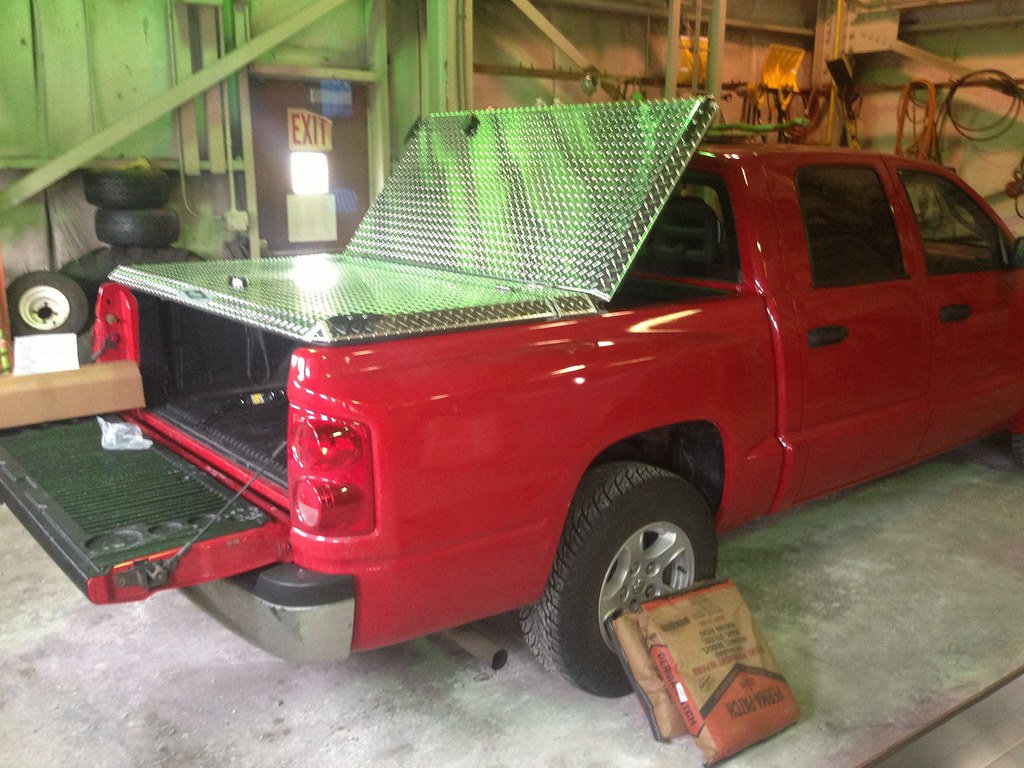 Truck Bed Cover  Dodge    Foot Bed
