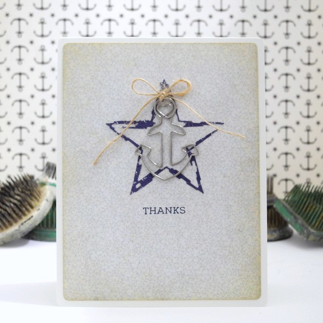 Anchor Thanks by Jennifer Ingle #JustJingle #simonsaysstamp #sssck