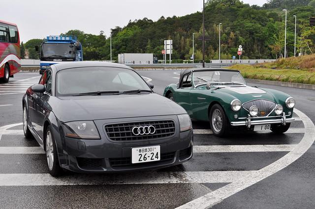 アウディ アウディ tt 8n カスタム : blog.livedoor.jp