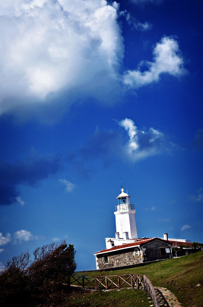 Lighthouse  Sinop İnceburun TR  M.G. Kafkas  Flickr