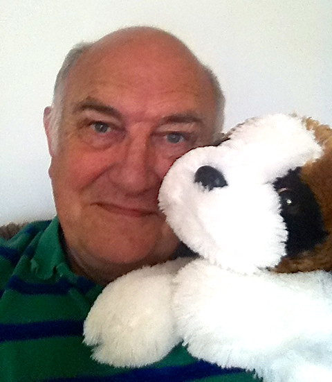 Cuddly Toy Dog Hallmark