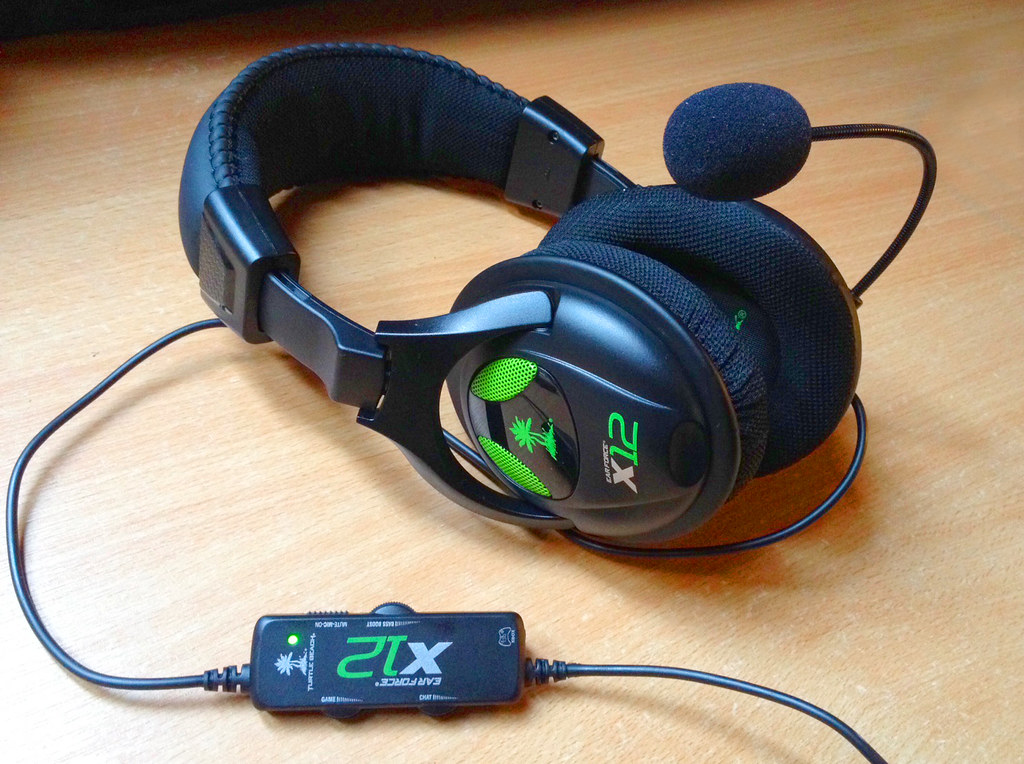 turtle beach x12 headset hook up Hi there, as title said, will i be able to plug my old turtle beach headset in the new xbox one controller i know they now have a 35mm headset.