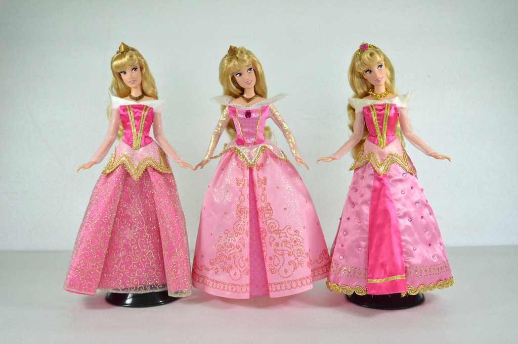 Princess Aurora Doll Disney Princess Aurora Dolls | by