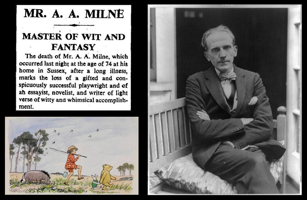 A A Milne