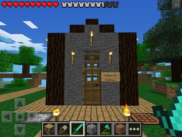 Minecraft pe 9