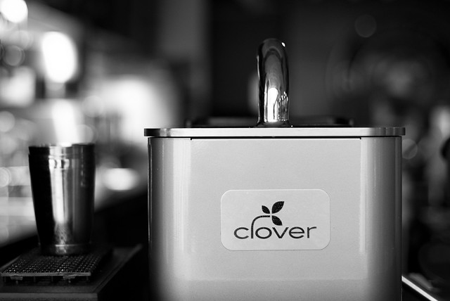 Clover Coffee Maker For Home : 205/365 Clover Coffee Machine Flickr - Photo Sharing!