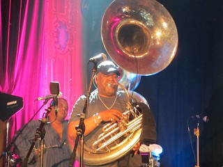 123 Dirty Dozen Brass Band