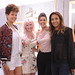 Tracy Mourning, Alexa Wolman, Darlene Perez, & Ayana Boucher at PAMM Art of the Party Gala Kick-Off Event hosted by VALENTINO