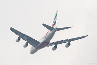 A6-EDE Airbus A380-861 | by BlindedByTheFlash