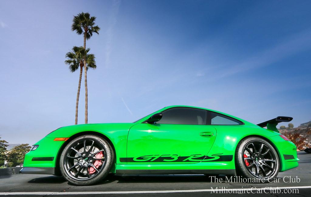 Porsche 911 Gt3 Rs Porsche 911 Gt3 Rs Super Green