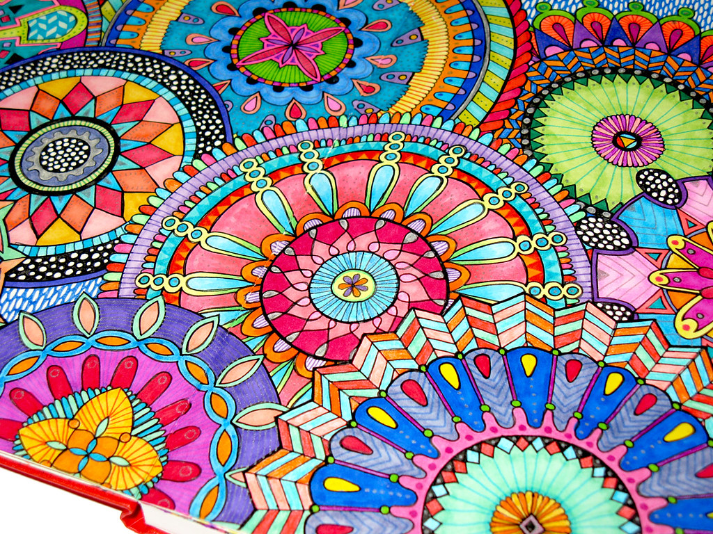 Image Result For Colorful Elephant