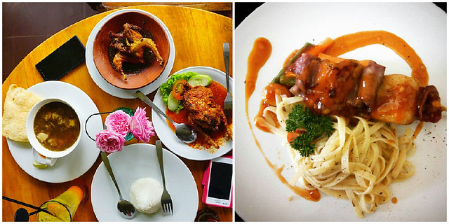 12 secret garden food collage via stefan-yeremia