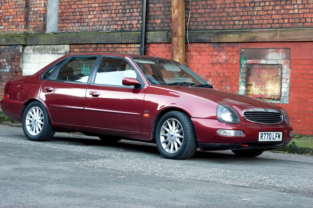 ford scorpio ultima cosworth my old scorpio from 2012. Black Bedroom Furniture Sets. Home Design Ideas