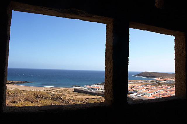 Abades on Tenerife