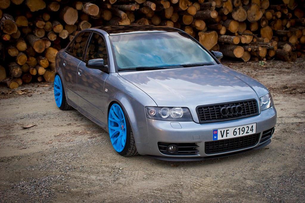 Audi A4 B6 Audi A4 B6 Jonatan Tangen Olsen Flickr