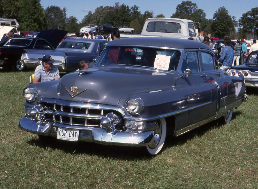 1953 cadillac fleetwood 60 special 4 door richard for 1953 cadillac 4 door sedan