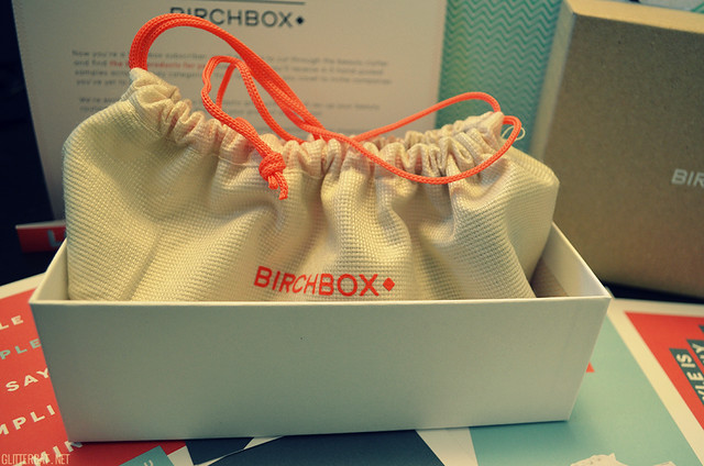 Birchbox February 2014 - Love Your Style